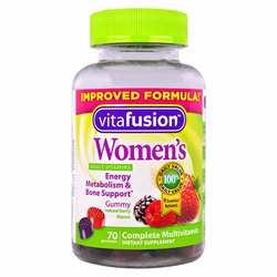 VitaFusion Women's Complete Multivitamin