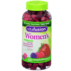 VitaFusion Women's Complete Multivitamin