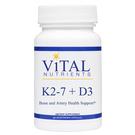 Vital Nutrients K2-7 + D3
