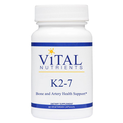 Vital Nutrients K2-7