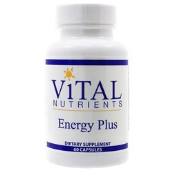 Vital Nutrients Energy Plus