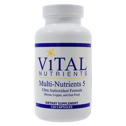 Vital Nutrients Multi-Nutrients 5