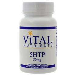 Vital Nutrients 5-HTP 50 mg