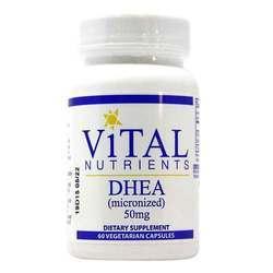 Vital Nutrients DHEA 50 mg