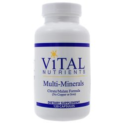Vital Nutrients Multi-Minerals (Citrate)