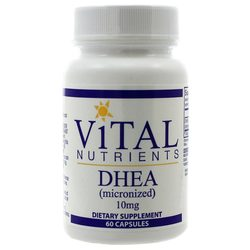 Vital Nutrients DHEA 10 mg