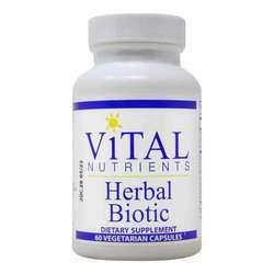 Vital Nutrients Herbal Biotic