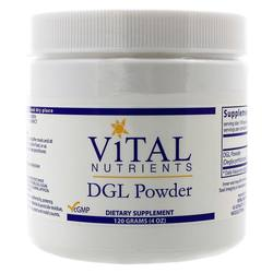 Vital Nutrients DGL Powder