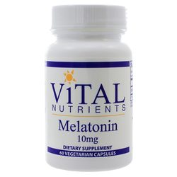 Vital Nutrients Melatonin 10 mg
