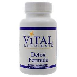 Vital Nutrients Detox Formula