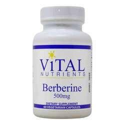 Vital Nutrients Berberine 500 mg
