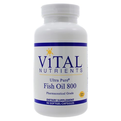Ultra Pure Fish Oil 800