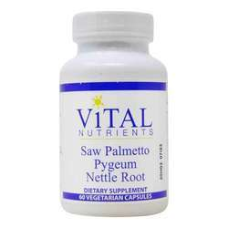 Vital Nutrients Saw Palmetto  Pygeum  Nettle