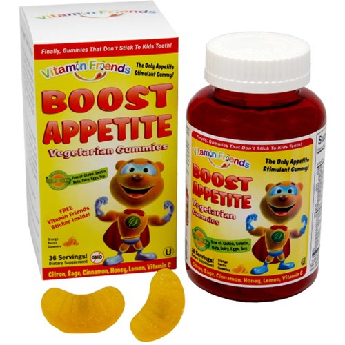 Boost Appetite Vegetarian Gummies