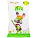 Vitamin Friends DiYo 400 IU Vitamin D + 100 mg Calcium