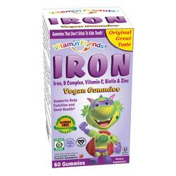 Vitamin Friends Iron