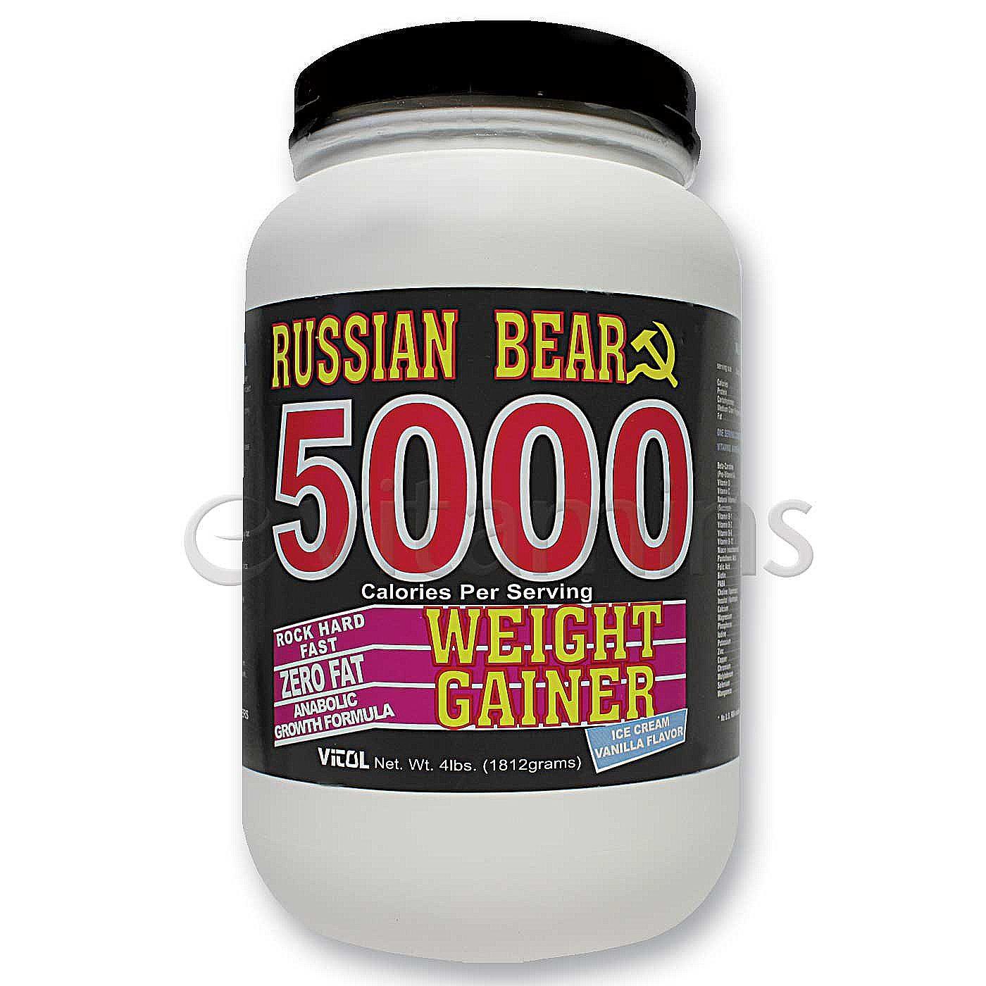 Vitol russian bear 5000 uk
