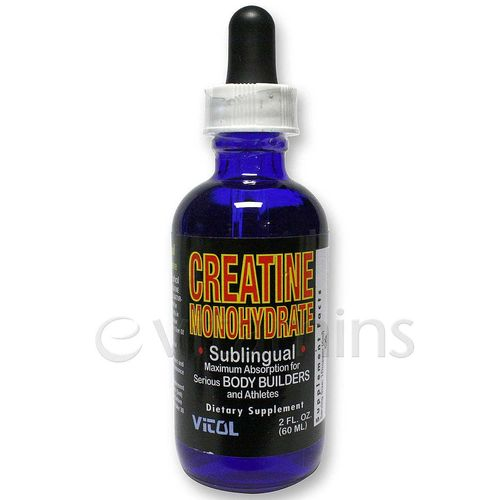 Liquid Creatine Monohydrate 6000 mg