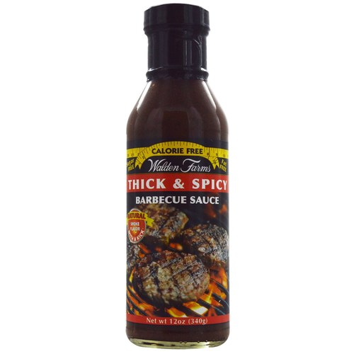 Thick and Spicy Barbecue Sauce