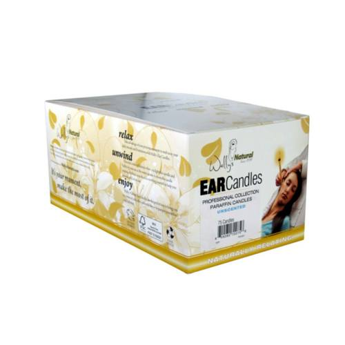Wally's Paraffin Ear Candle Unscented - 75 pack - 32561_01.jpg
