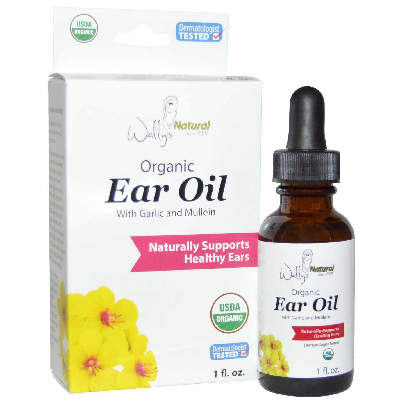 Wally ear oil
