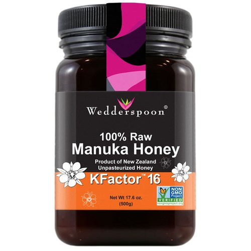 100- Raw Manuka Honey KFactor 16