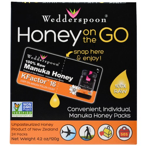 Manuka on the Go