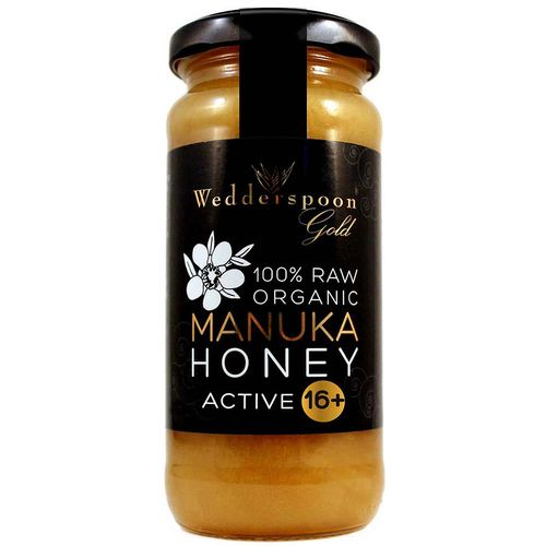 Raw Maunka Honey Active 16+
