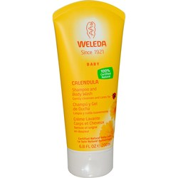 Weleda Calendula Baby Shampoo and Body Wash