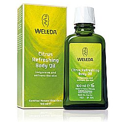 Weleda Citrus Refreshing Body Oil