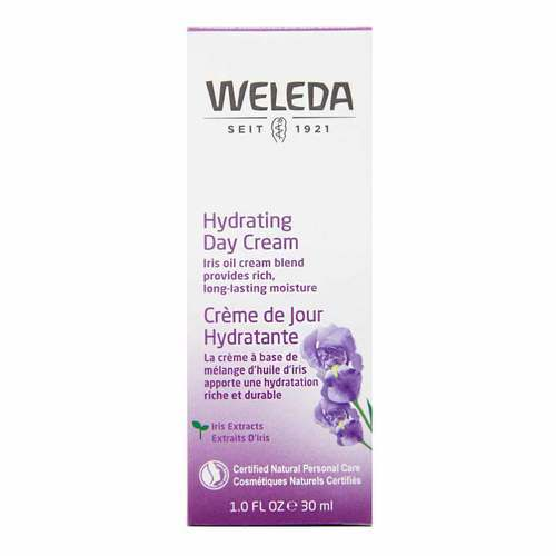 Weleda Iris Hydrating Day Cream   - 1 fl oz (30 ml) - 32648_front2020.jpg
