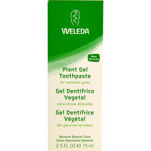 Plant Gel Toothpaste
