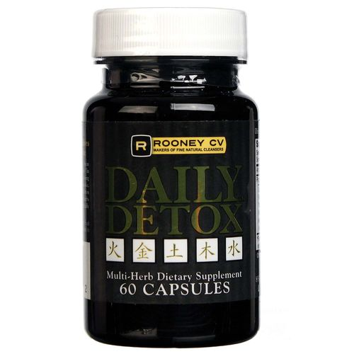 Daily Detox Herbal Caps