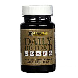 Wellements Daily Detox II Capsules