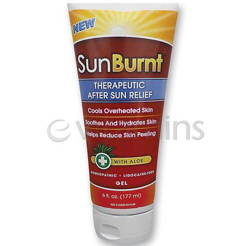 SunBurnt Therapeutic After Sun Relief