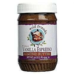 Wild Friends Vanilla Espresso Almond Butter