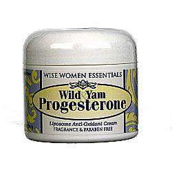 Wise Essentials Wild Yam Progesterone