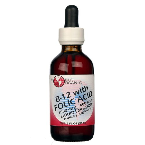 B12 with Folic Acid