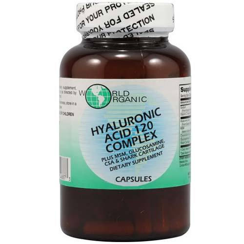 Hyaluronic Acid 120 Complex