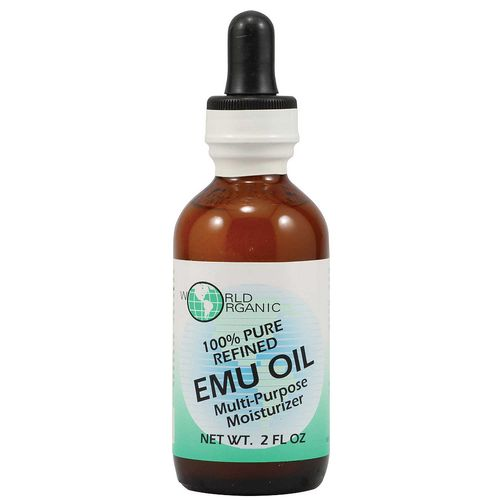 100 Percent Pure Refined Emu Oil