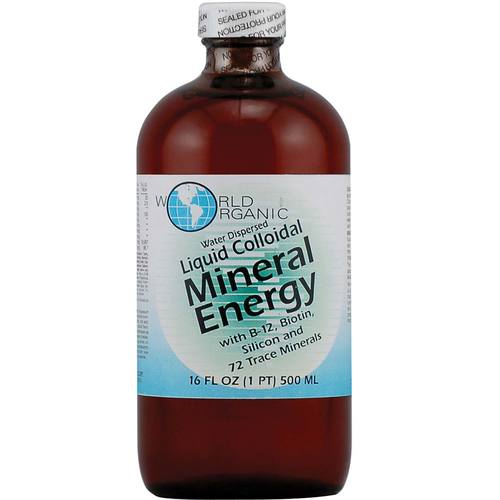 Liquid Colloidal Mineral Energy