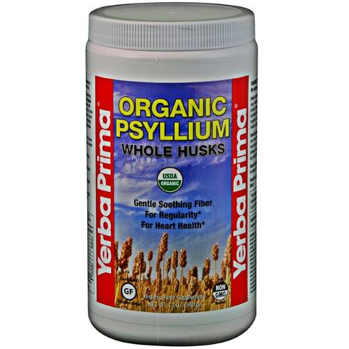 Organic Psyllium Whole Husks