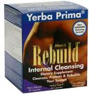 Men's Rebuild Internal Cleansing System 1 Rebuild System Yeast Free by Yerba Prima