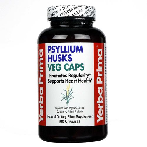 Psyllium Husks Vegetarian Caps