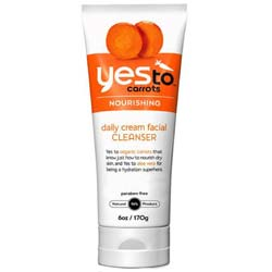 Yes To Carrots Daily Cream Facial Cleanser