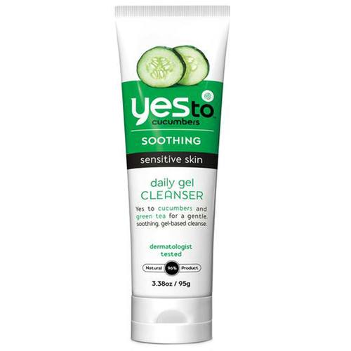 Cucumbers Daily Gel Cleanser
