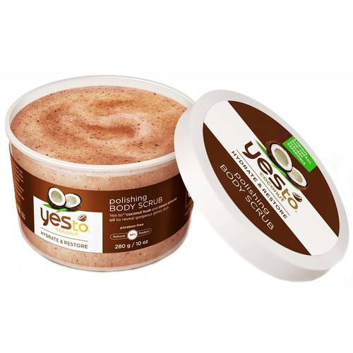 Coconut Polishing Body Scrub