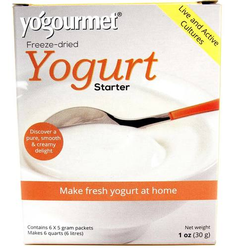Yo Gourmet Freeze-dried Yogurt Starter Plain - 1 oz - 32829_1.jpg