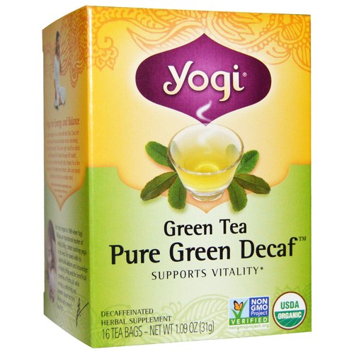 Pure Green Decaf