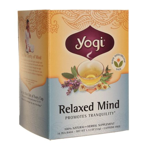 Relaxed Mind Tea